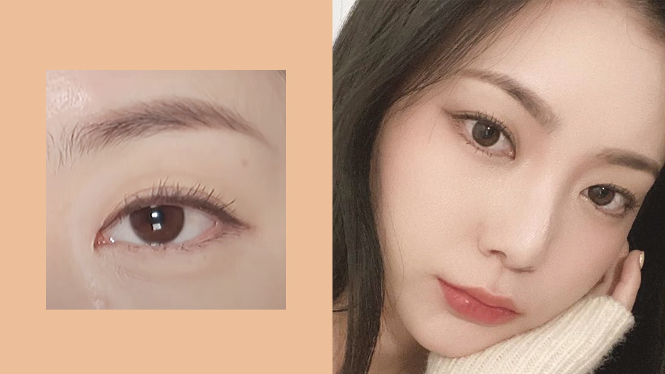 This Eyeliner Technique Is Perfect For Girls With Sparse Lashes