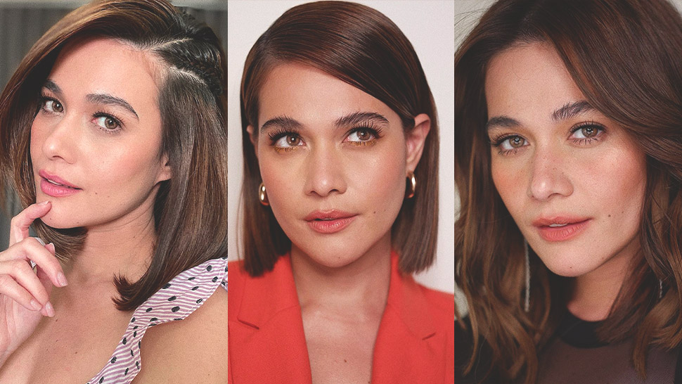 10 Ways To Style Short Hair, According To Bea Alonzo