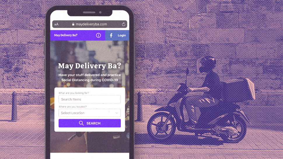 This Website Lets You Check Which Shops Are Offering Deliveries