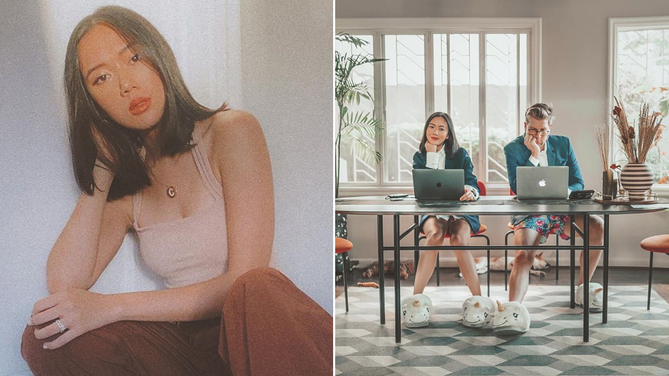 "Breezy Alternative ""pambahay"" Work-from-home Outfit Ideas, According To Camille Co"