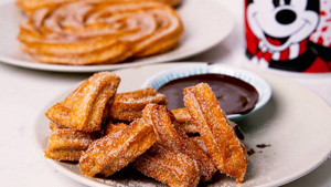 Disney World Released Their Famed Churros Recipe So You Can Make Them At Home