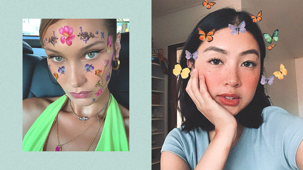 Here's How You Can Make Your Own IG Story Effects