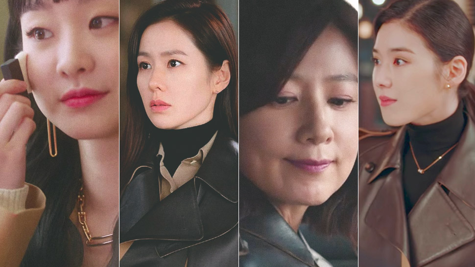 This Is The Exact Designer Coat That We Keep Seeing In All Our Fave K-dramas