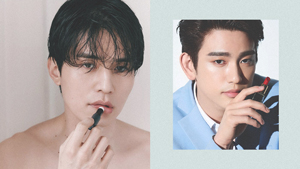 These Male Korean Stars Are The Beauty Product Models We Never Knew We Needed