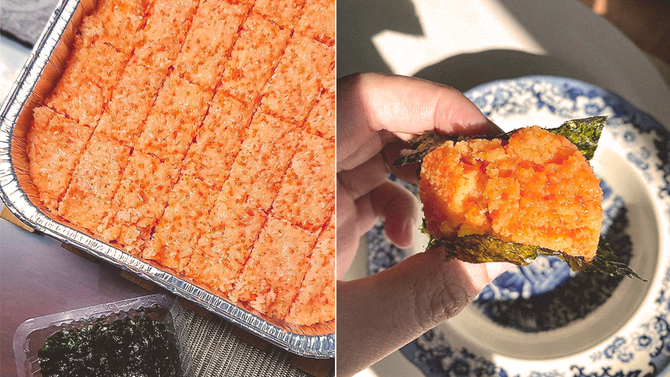 "I Gave in to the ""Sushi Bake"" Trend and Here's What I Really Think"