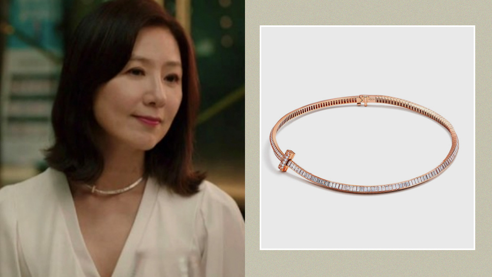 "Would You Buy Ji Sun Woo's Diamond Necklace in ""A World of Married Couple""?"