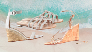 10 Sand-ready Bridal Shoes For A Perfect Beach Wedding