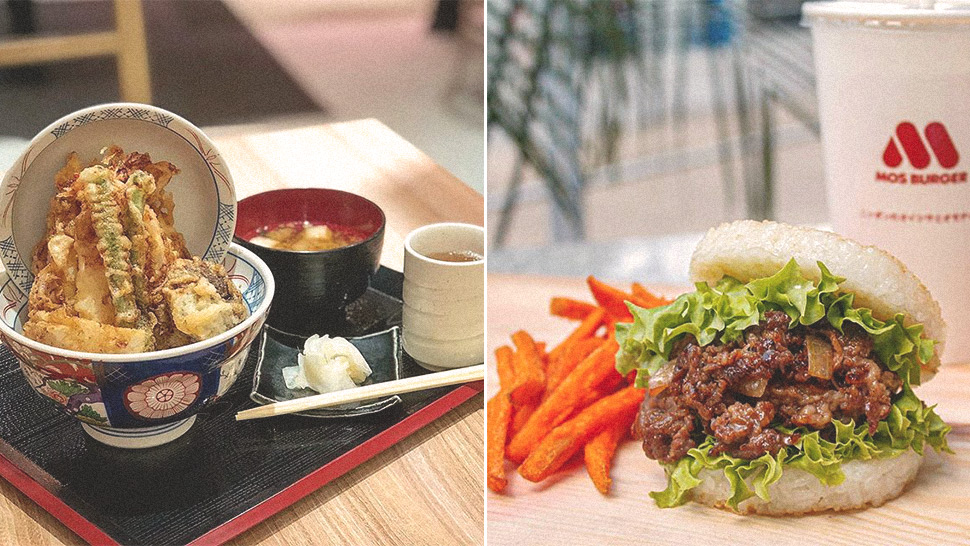 Coco Ichibanya, Mos Burger, And More Japanese Food Are Now Available On Grabfood!