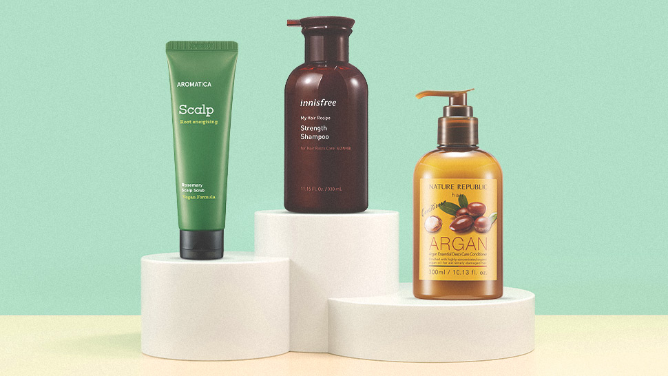 6 Korean Hair Products to Try, Depending on Your Concern