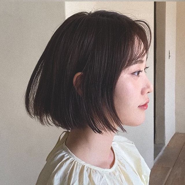 Korean Summer Hairstyles For Short Hair