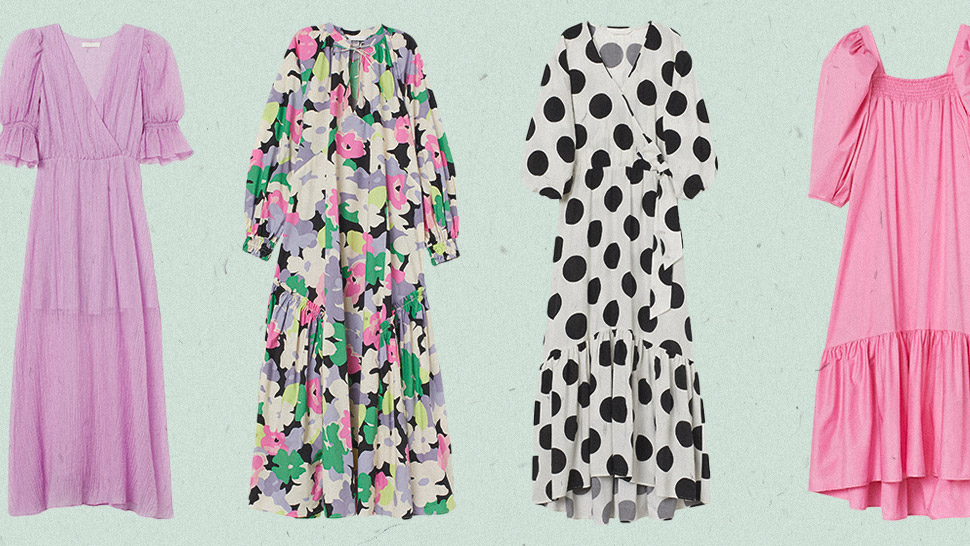 You'll Fall in Love with H&M's New Summer Dress Collection