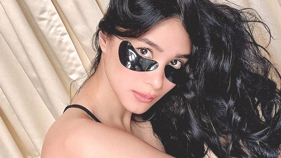 This Is The Exact Eye Mask Heart Evangelista Uses For An