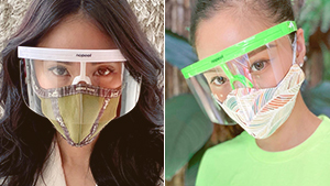 Kim Chiu And Heart Evangelista Are Twinning In This Stylish Eye Shield