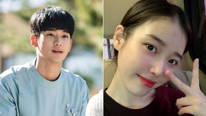 So Cute! Kim Soo Hyun Sent A Food Truck To Iu On The Set Of Her Movie