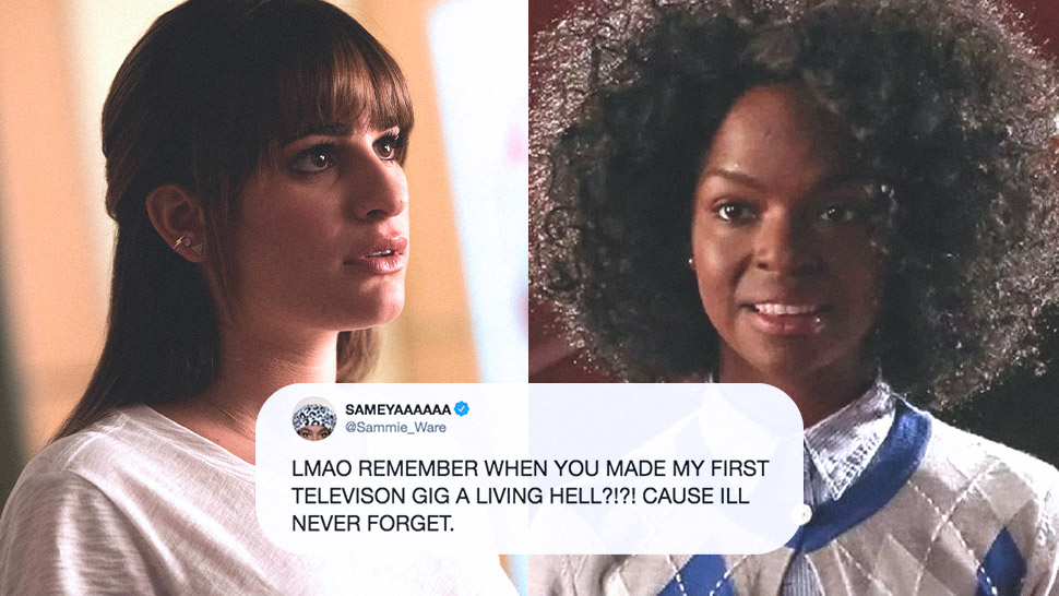 "Lea Michele Is Being Called Out By Her Former ""Glee"" Co-Stars Over Racist Allegations"