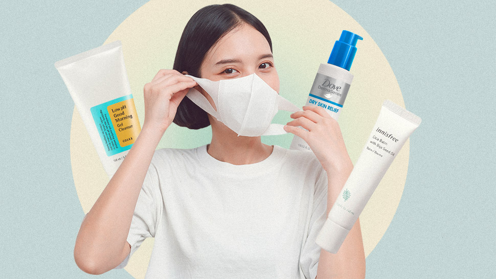 How to Treat and Prevent Breakouts from Wearing Face Masks
