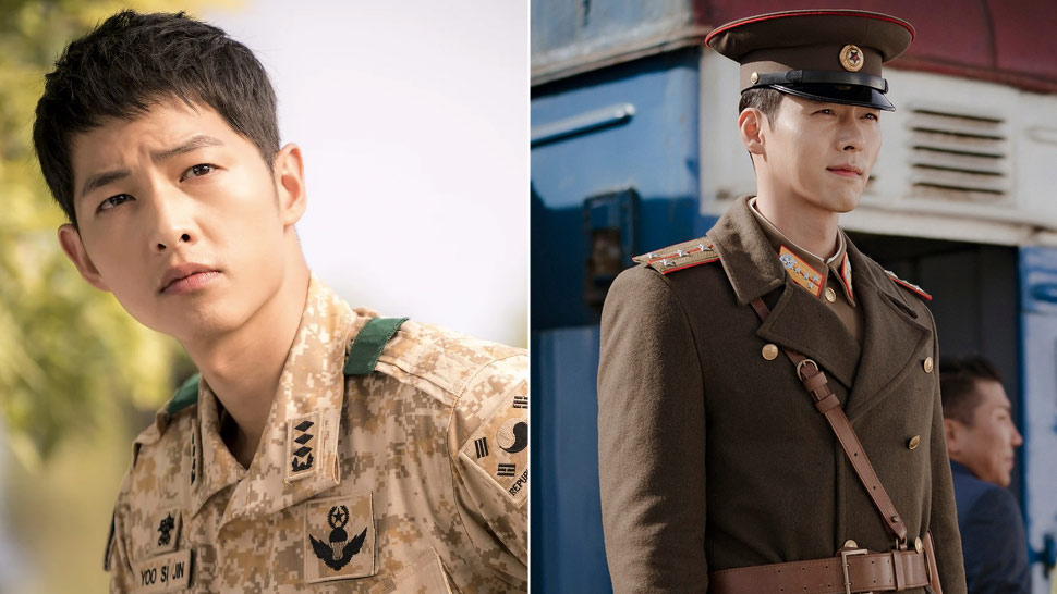 The 10 Most Attractive Korean Actors, According To Science