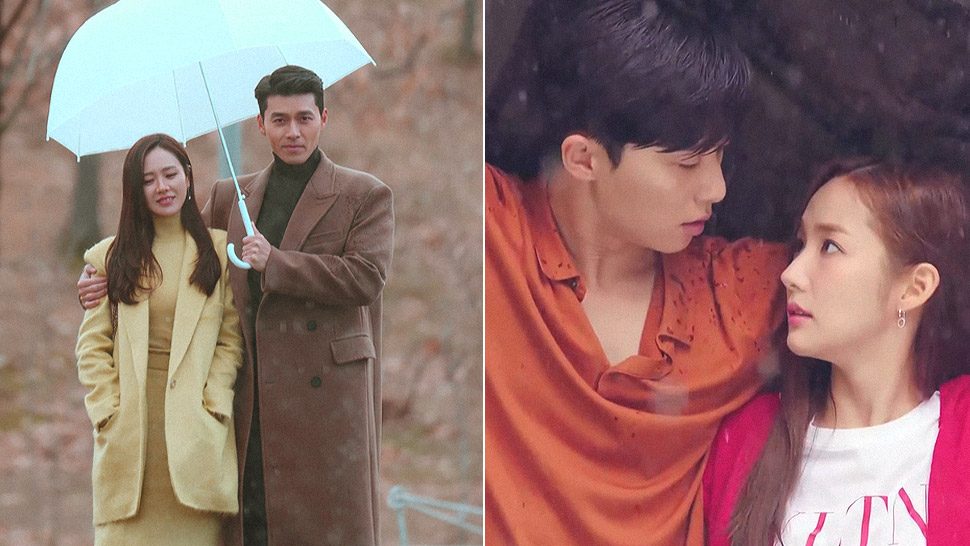15 K-drama Rain Scenes That Will Make Your Heart Flutter