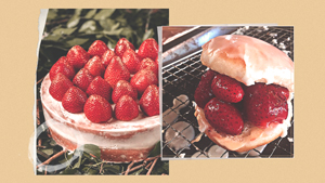 The Strawberry Desserts Worth Getting Delivered Right Now
