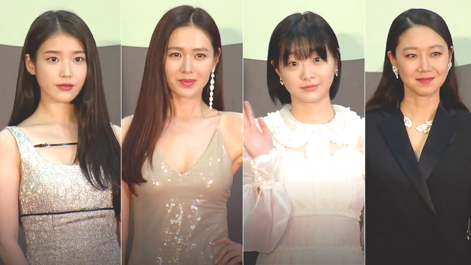 Here's What Your Favorite K-drama Leading Ladies Wore To The Baeksang Arts Awards
