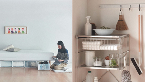 Fyi, Select Muji Branches Have Re-opened For Your Home, Storage Needs