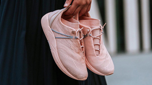 The Cutest Baby Pink Sneakers You Deserve To Have In Your Life
