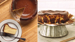 Where To Buy Everyone's Latest Dessert Obsession, Basque Burnt Cheesecake