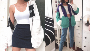 11 Cute Ways To Style A Windbreaker For The Rainy Season