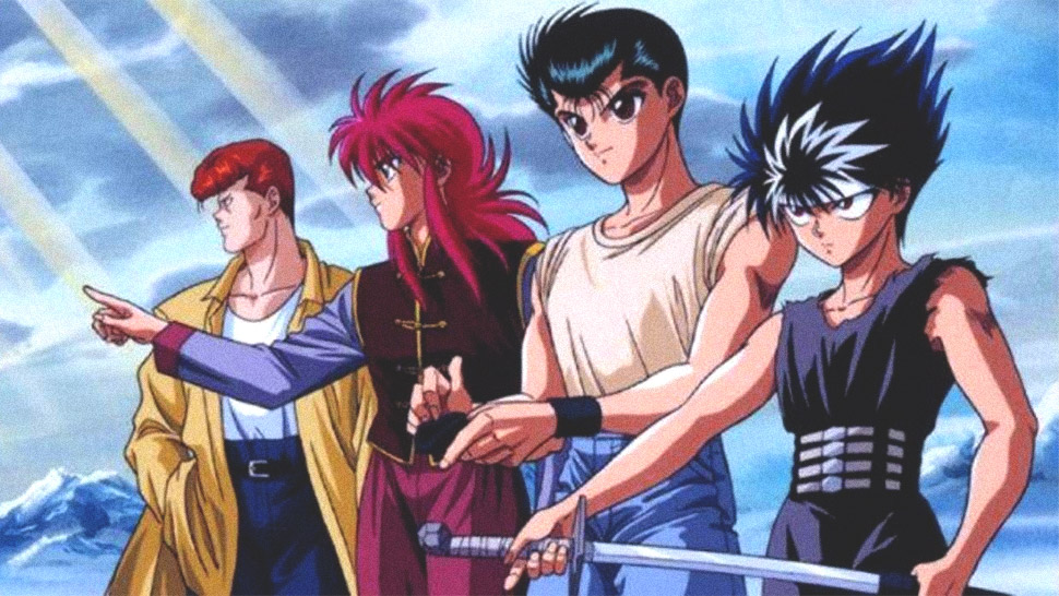 "Stop Everything: Popular '90s Anime ""ghost Fighter"" Is Coming To Netflix Soon!"