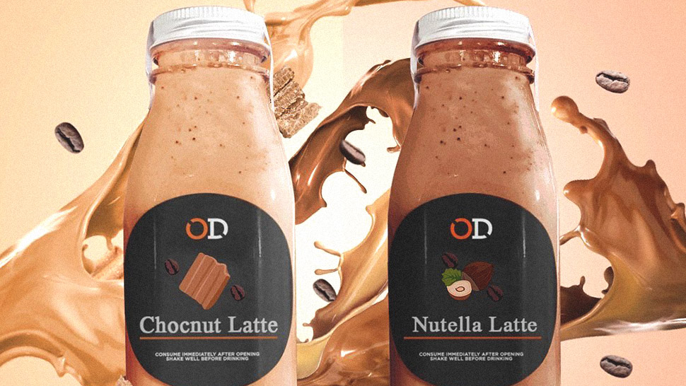 Here's Where You Can Buy Refreshing Lattes That Taste Like Choc Nut and Nutella