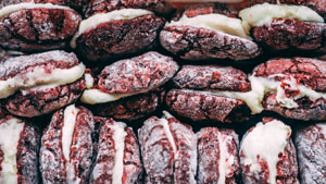 This Scrumptious Red Velvet Crinkle Recipe Does Not Require An Oven