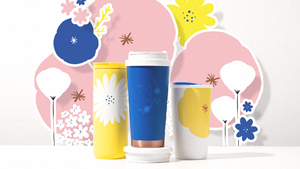 Starbucks Just Released A Floral-themed Tumbler Collection And It's Groundbreaking