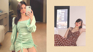 Summer Dresses Are The Best Pambahay To Wear, According To Celebrities