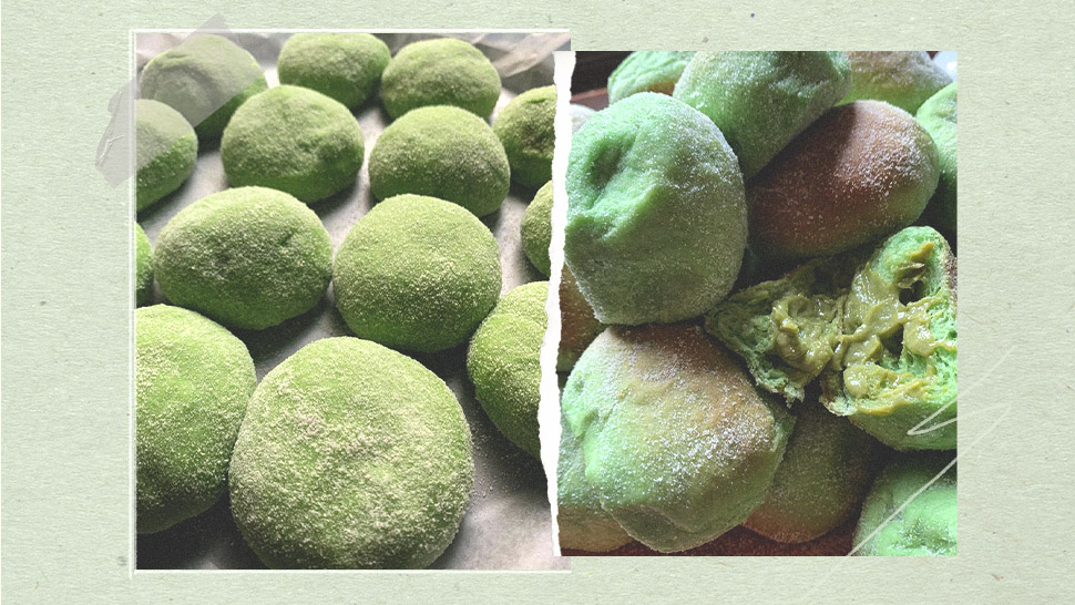 Matcha-flavored Pandesal Actually Exists And Here's Where To Buy