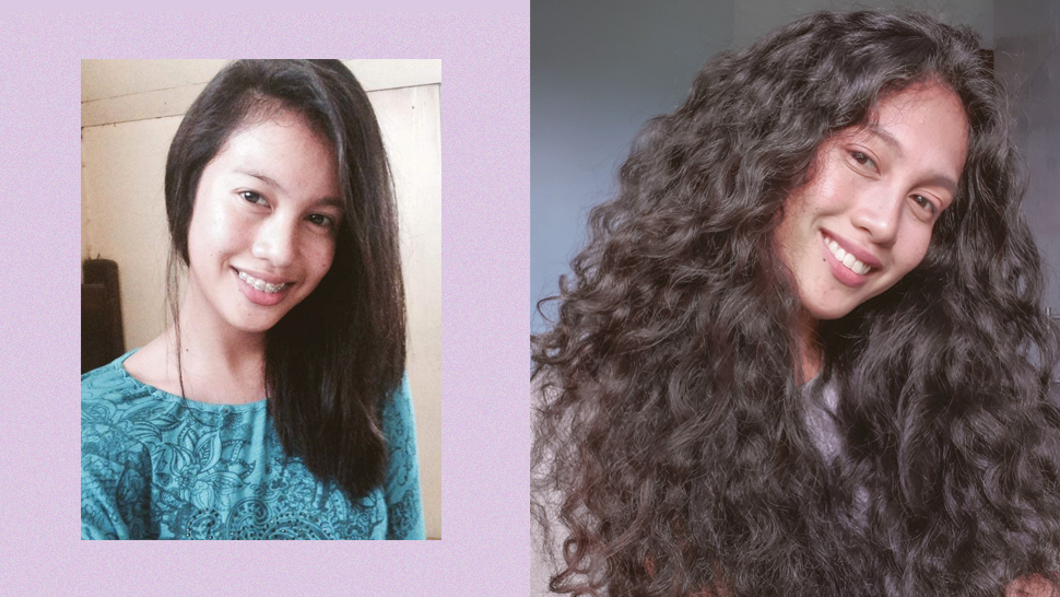This Pinay Stopped Rebonding Her Hair to Embrace Being Naturally Curly and It's Gorgeous