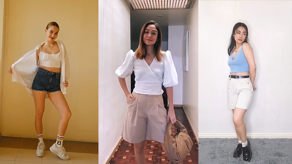 The Many Cute Ways to Wear Shorts, According to Influencers