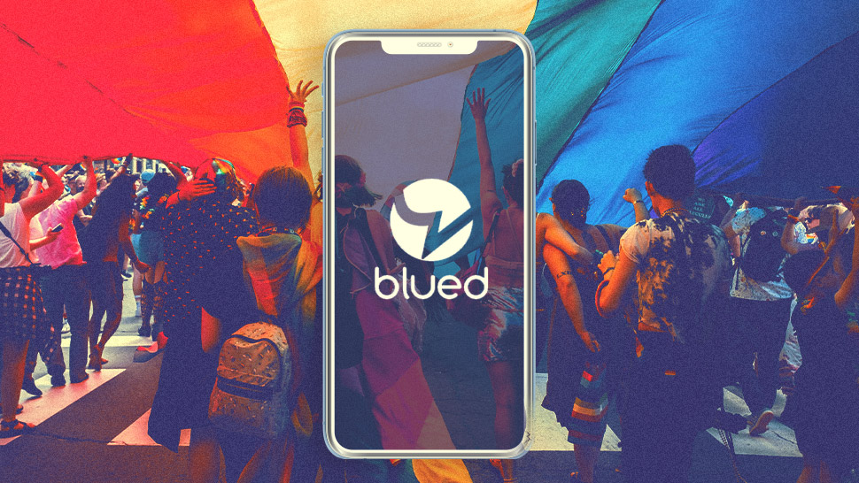 This App Provides A Safe Online Space For The Lgbtq Community To Gather This Pride Month