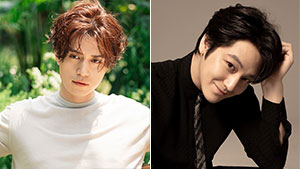 Lee Dong Wook + Kim Bum Are Starring In New Drama