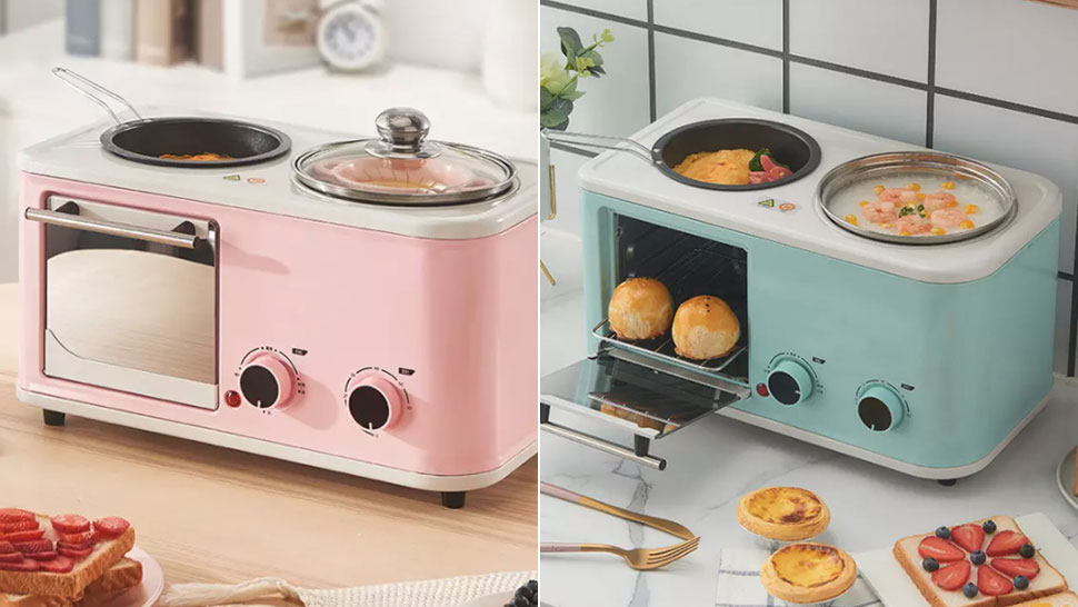 This Multipurpose Appliance Is an Oven, Frying Pan, and Boiler All in One