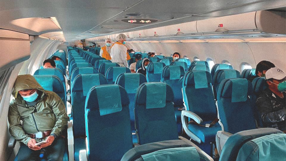 """You Can Now Choose """"Distancing Seats"""" When Booking a Flight"""