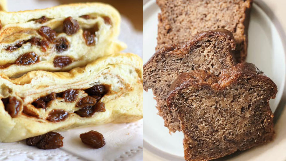 Baguio Country Club's Famous Raisin And Banana Bread Are Now Available For Delivery
