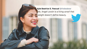 Angel Locsin's New Photos Are Going Viral On Social Media And We're All For It