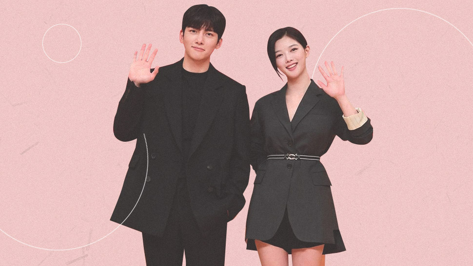 "Ji Chang Wook and Kim Yoo Jung Wore Matching OOTDs at the ""Backstreet Rookie"" Press Con"