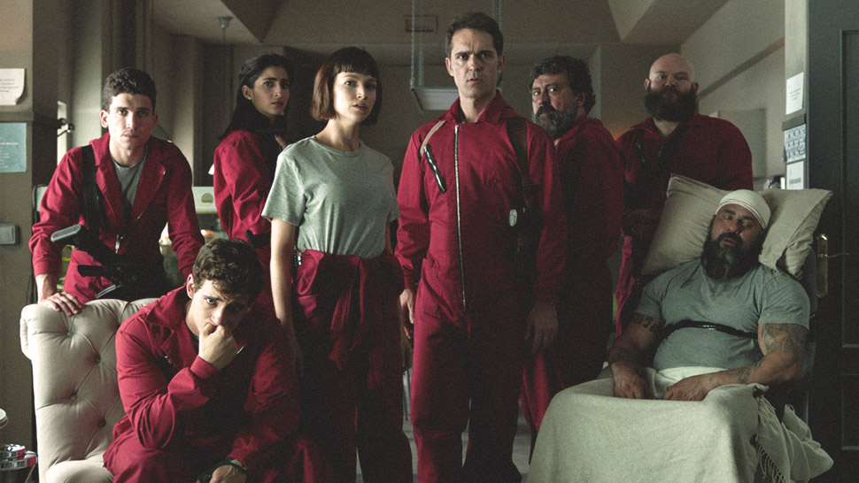 "Netflix Series ""money Heist"" Might Be Getting A Korean Remake"