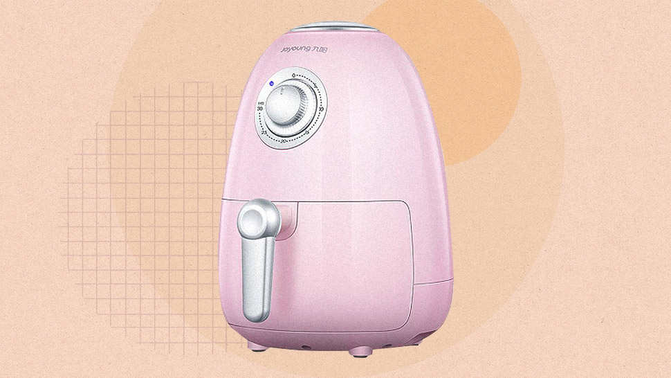 This Pink Air Fryer Exists And It Will Look So Cute In Your Kitchen