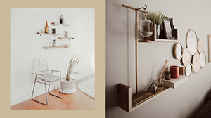 Chic Hanging Shelves Below P1500 For Extra Storage In Your Tiny Home