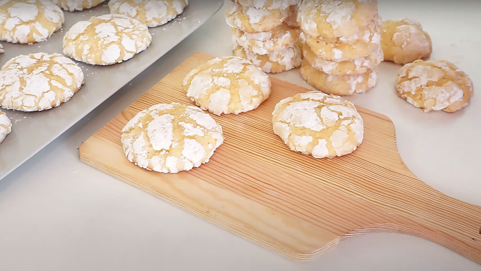 These Yummy Cheese Crinkles Will Be Your New Favorite Quarantreat