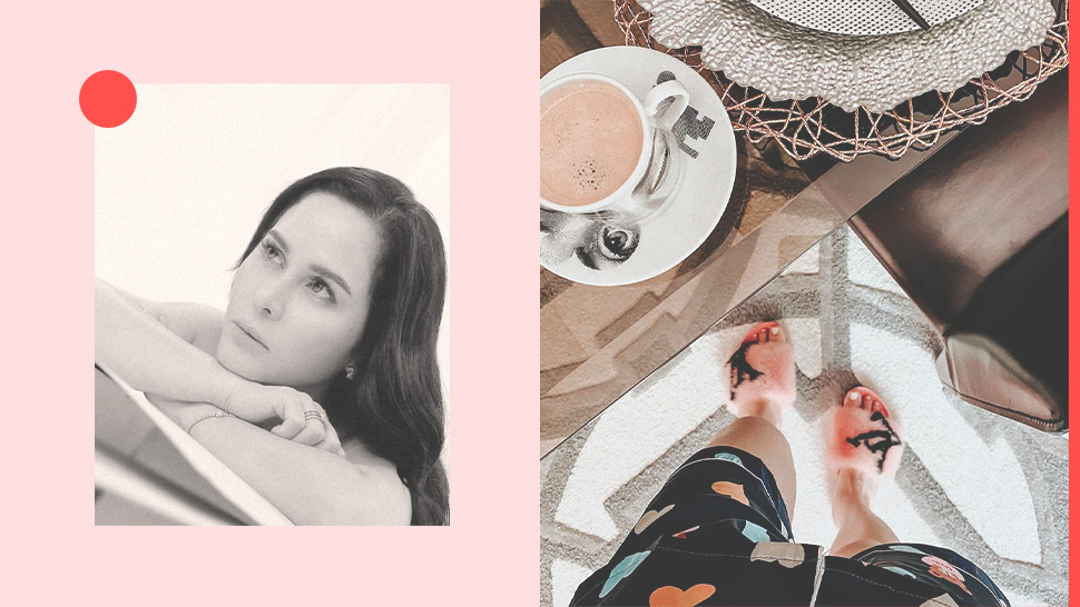 You Won't Believe How Much Jinkee Pacquiao's Pambahay Slippers Cost