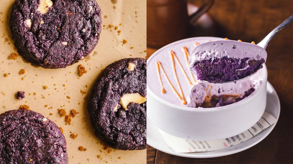 Where to Buy Unusual Ube Desserts That Will Satisfy Your Cravings