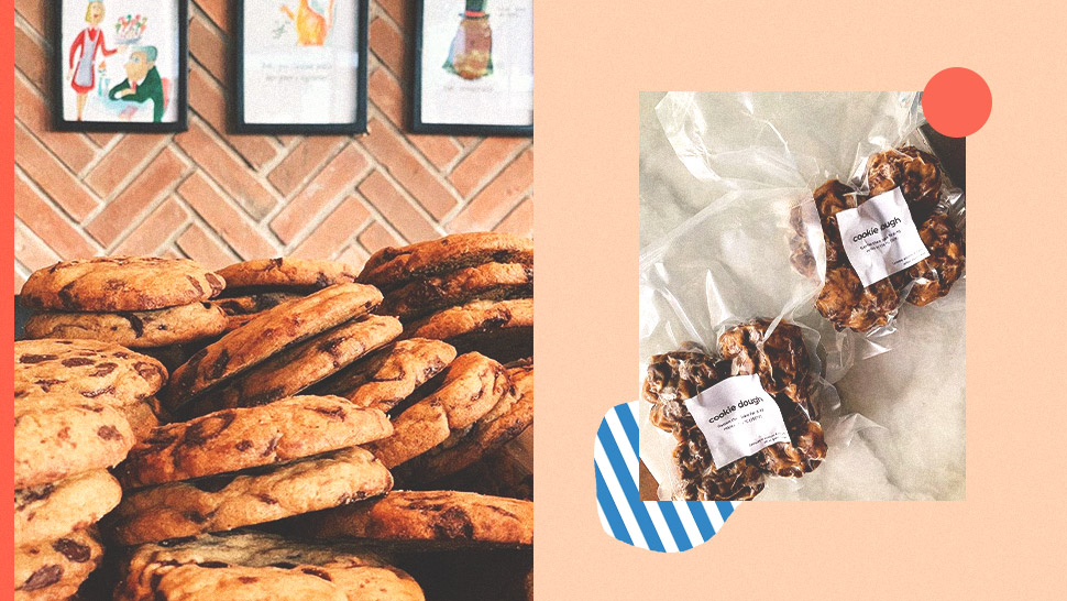 Here's How You Can Bake Wildflour's Famous Chocolate Chip Cookies at Home